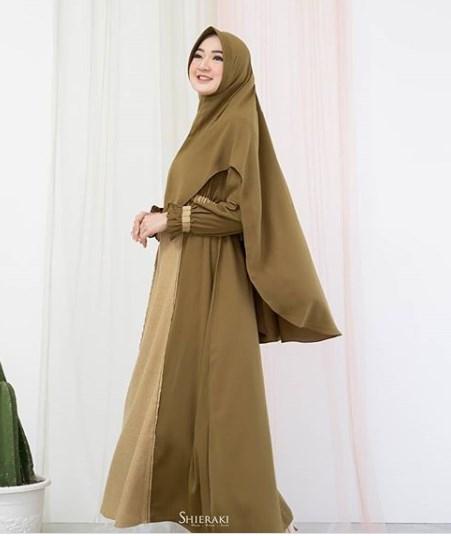 Macam Macam Model Lengan Baju Gamis Hijabfest